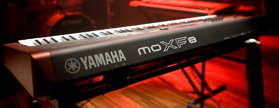 yamaha moxf8 review 2018 pro 39 s con 39 s digital piano reviews 2019. Black Bedroom Furniture Sets. Home Design Ideas
